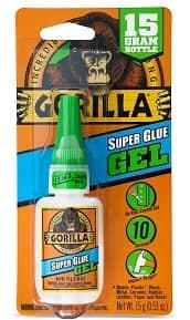 Gorilla Super Glue Gel-min